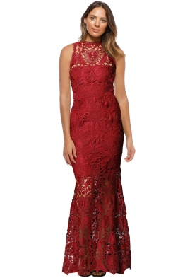 Prosecco Gown - Red