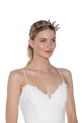 Heather McDowall - Valerie Crown - Gold - Side Model