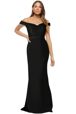 Beth Gown - Black