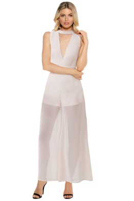 Keepsake the Label - Come Around Jumpsuit - Shell - Front