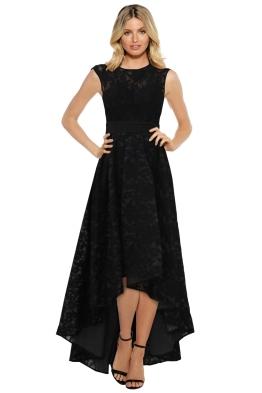 L'Amour - Jordana Dress - Black - Front