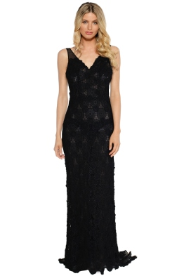 LUOM.O - Onyx Dress - Front
