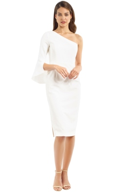 Milly - Sandrine Dress - White - Front