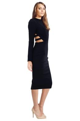 Misha Collection - Demetria Dress - Side 1