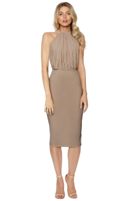 Misha Collection - Tyler Dress - Front