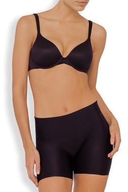 Nancy Ganz - Sweeping Curves Shaper Black Short - Front