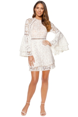 Pasduchas - Duke Dress - Ivory - Front