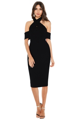 Pasduchas - Lyric Midi Dress - Front