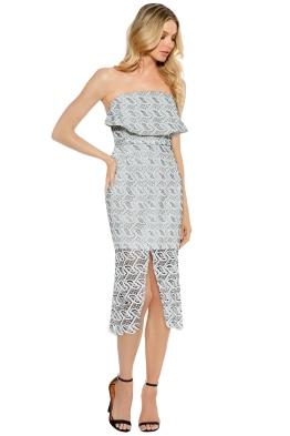 Premonition - Lola Cocktail Dress - Front