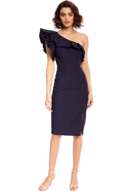 Rodeo Show - Dolce Dress - Navy - Front