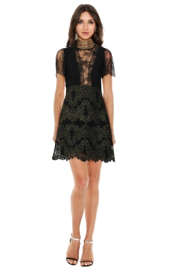 Sandro - Poetry Dress - Front