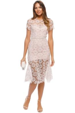 Saylor - Lillie Dress - Lilac - Front