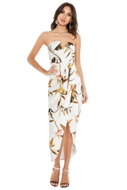 Shona Joy - Rapture Dress - Front