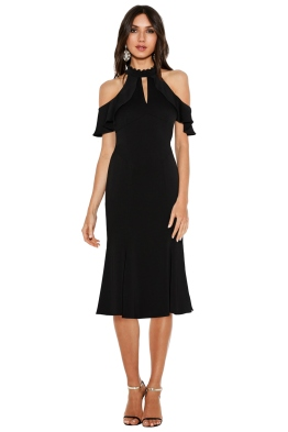 Shoshanna - Sausalito Midi Dress - Front