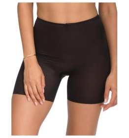 Spanx - Skinny Britches Black Girl Short - Front