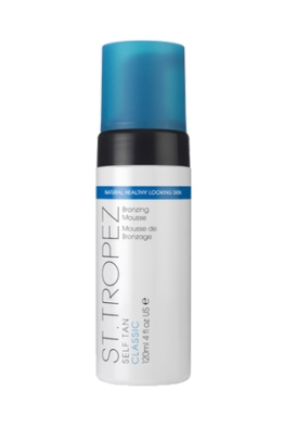 St. Tropez - Self Tan Bronzing Mousse