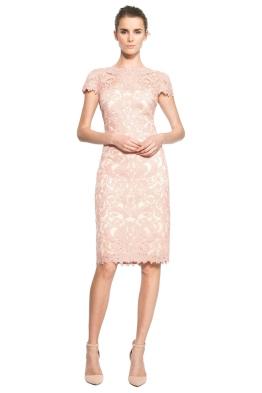 Tadashi Shoji - Corded Lace Dress - Petal Bloom