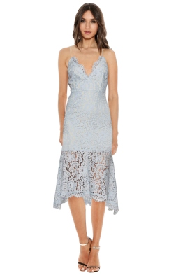 Talulah - Beyond Dress - Baby Blue - Front