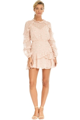Talulah - Bound To You Mini Dress - Pink - Front