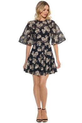 Talulah - Brazen Mini Dress - Front