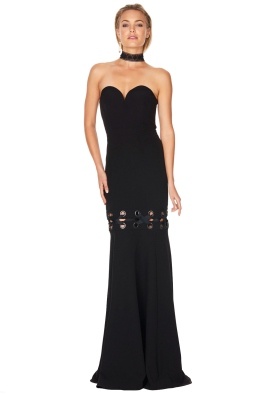 Talulah - Lace Me Gown - Front