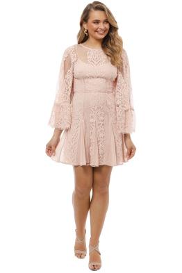 Talulah - Lust Over Dress - Pastel Pink - Front