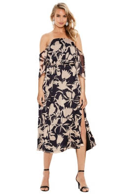 Talulah - Orchard Off the Shoulder Maxi Dress - Front