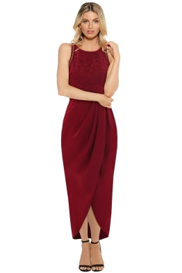The Dress Shoppe - Spirit Carnivale Dress - Red - Front