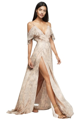 The Jetset Diaries - Sublime Illusion Maxi Dress - Side