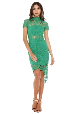 Thurley - Bed of Roses Lace Dress - Front