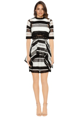 Thurley - Moonlight Mini Dress - Front