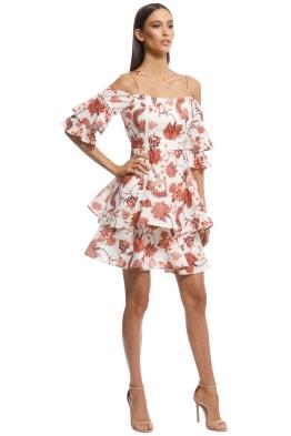 1819ccde7d85 White Lace Designer Dresses for Hire | GlamCorner
