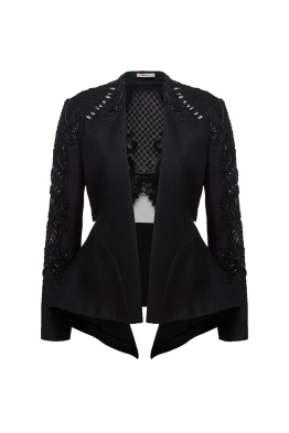 Thurley - Concerto Beaded Jacket - Front