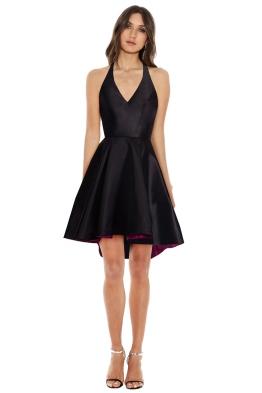 Tina Holy - Mikado Mini Dress - Front