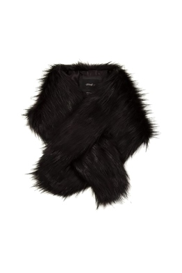Unreal Fur - Furocious Thread - Black - Front