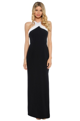 Unspoken - Seven Seas Dress - Black - Front