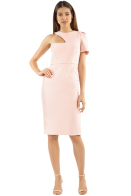 Yeojin Bae - Brooklyn Dress - Pink - Front
