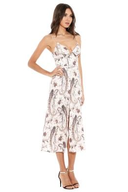 Zimmermann - Mischief Bralette Dress - Side
