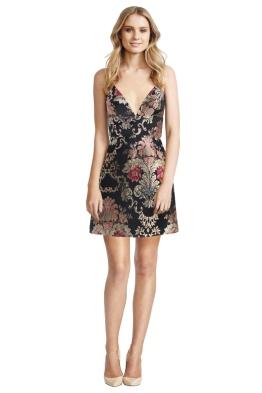 Zimmermann - Mischief Wallpaper Dress - Front - Floral
