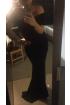 Badgley Mischka - Asymmetric Gown - Customer 002