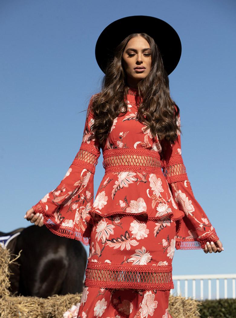 Melbourne Cup Designer Dress Rental