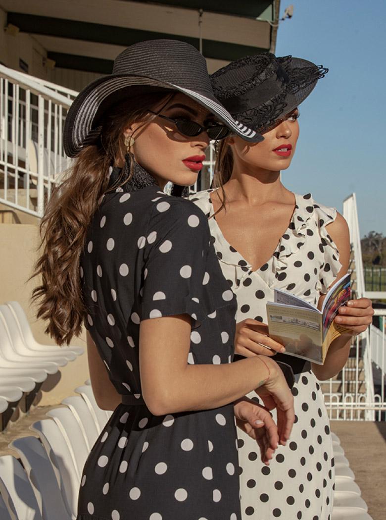 Derby Day Designer Dress Rental
