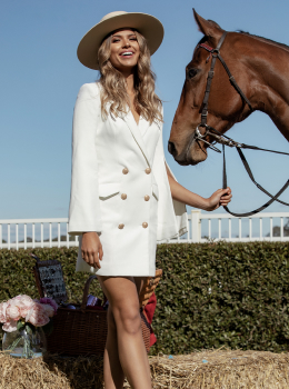 Race Day Designer Dress Rental
