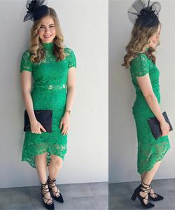 Dress Hire Townsville, Margot